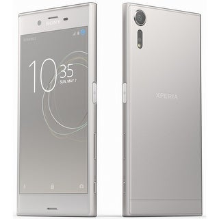 """Sony Xperia XZs 5.2"""" - Dual SIM - Unlocked Smartphone-64GB- US Warranty (Silver) - Silver