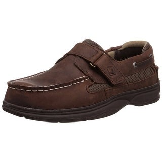 Sperry Cutter Hook & Loop Boat Shoe