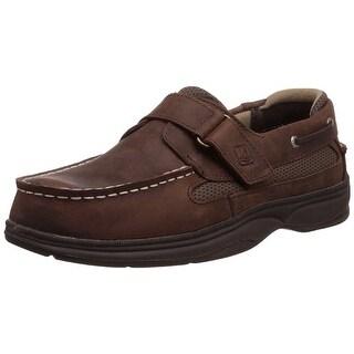 Sperry Cutter Hook & Loop Boat Shoe