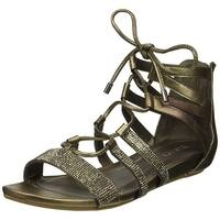 Kenneth Cole REACTION Women's 7 Lost Look Gladiator Laceup Sandal