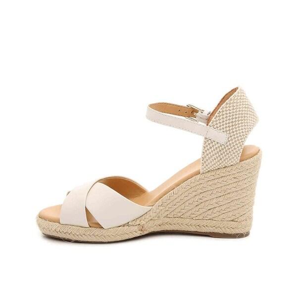 Nine West Womens Joydyn Open Toe Casual Espadrille Sandals