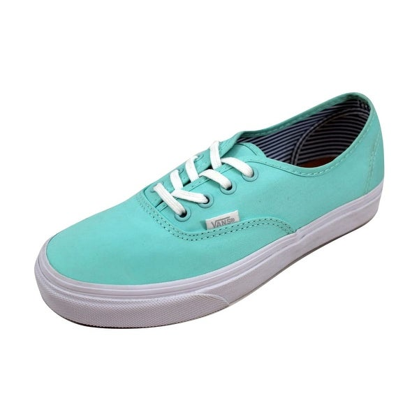 bf58d03a7aa420 Shop Vans Men s Authentic Sea Green Deck Club VN 0ZUKFD6 Size 6 ...