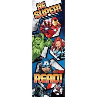 (6 Pk) Marvel Bookmarks