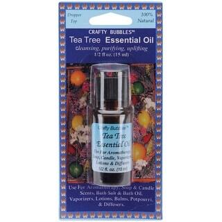 Essential Oil .5oz-Tea Tree