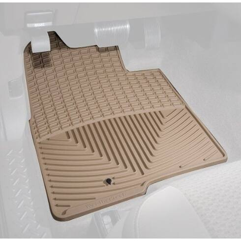 Shop Weathertech Trim To Fit Front Rubber Mats For Cadillac Dts