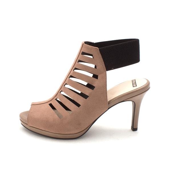 L S Revolution Womens amazing Fabric Peep Toe Casual Slingback Sandals