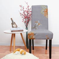 Dining Chair Protector Cover Slipcovers Home Decor