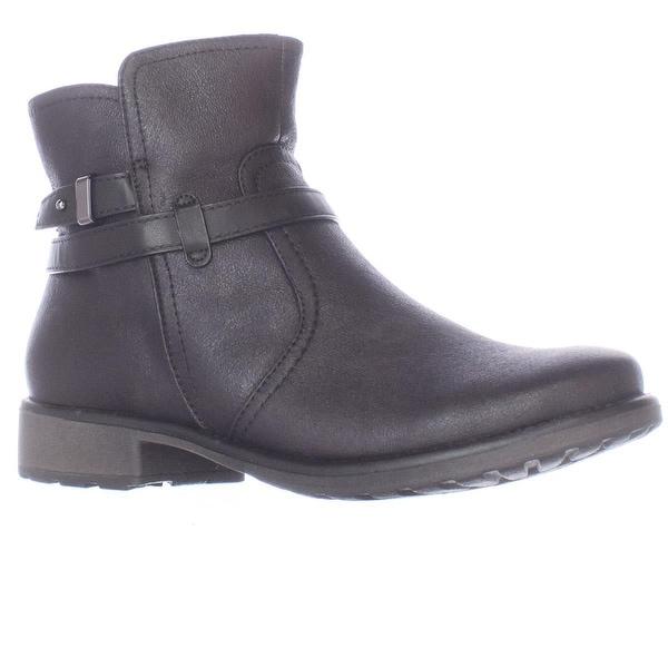 BareTraps Saint Casual Ankle Boots, Black