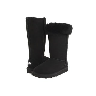 UGG Australia Kids Classic Tall Boot Black Size 2