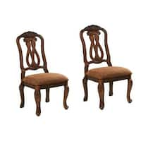 North Shore Dining UPH Side Chair 2/CN Dark Brown North Shore Dining UPH Side Chair 2/CN Dark Brown
