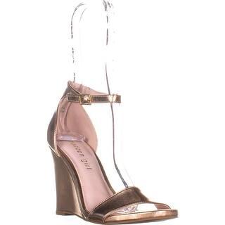 6d9706357d78 Gold Madden Girl Shoes