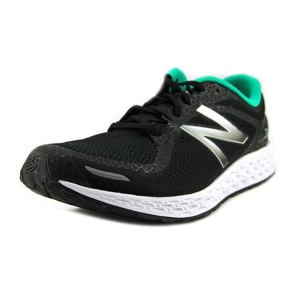 New Balance MZANT Men Round Toe Synthetic Black Running Shoe