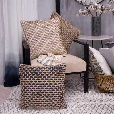 Boho Living Jada Decorative Pillow