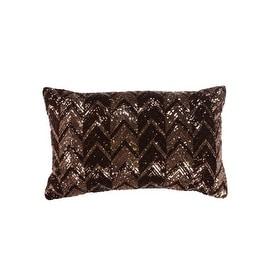 bed INC Jade Boudoir Pillow