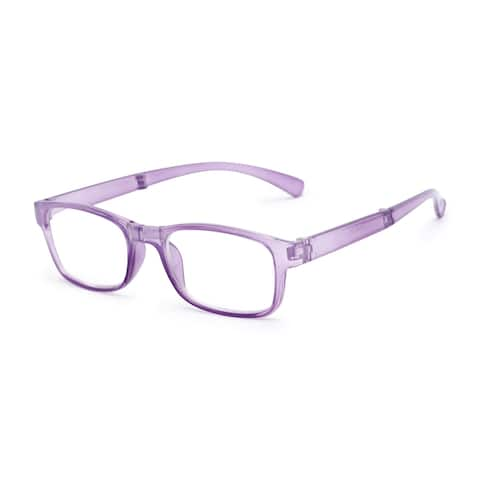 Readers.com The Perkins Folding Reader Rectangle Reading Glasses