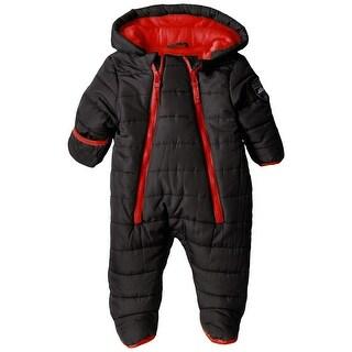 Weatherproof Boys 12-24 Months Zip Bubble Pram - Black