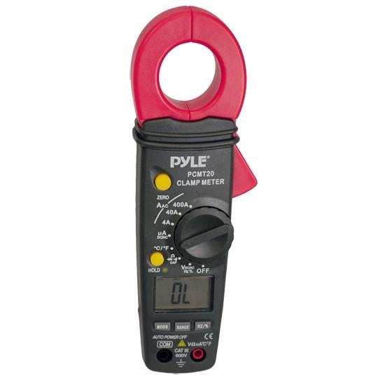 Digital Clamp Meter AC/DC Current Voltage Multimeter Tester