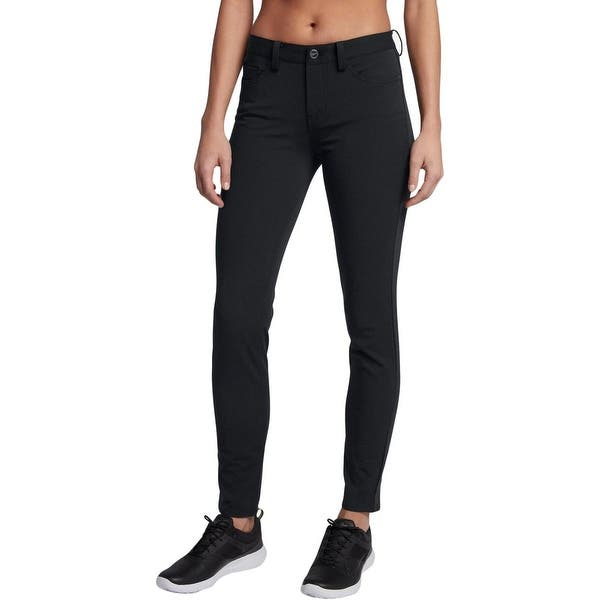6afd76dcaba5 Shop Nike Womens Athletic Pants Fitness Workout Wear - Free Shipping ...