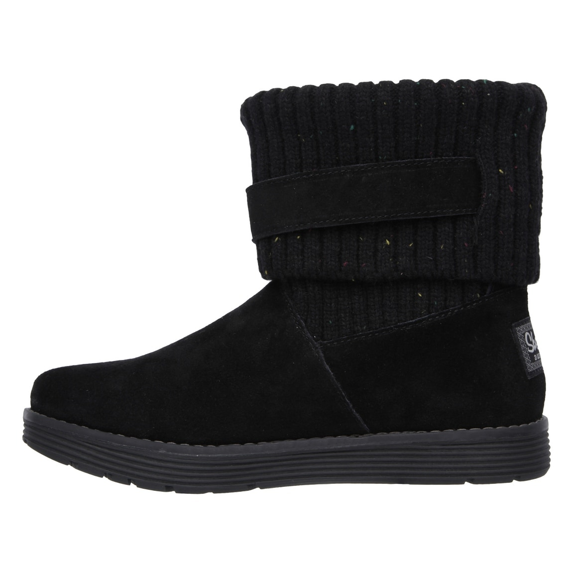 deletrear comedia Nos vemos  Sweater Trimmed Boot Snow Boot Skechers Womens Adorbs