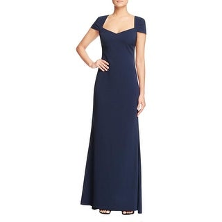 Badgley Mischka Womens Evening Dress Formal Full-Length