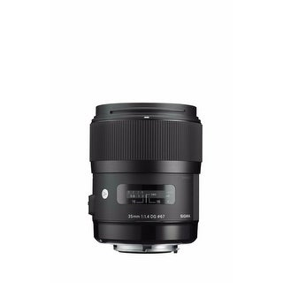Sigma 35mm f/1.4 DG HSM Lens for Canon DSLR w/ Sony 32GB Memory Card Bundle - Black https://ak1.ostkcdn.com/images/products/is/images/direct/8aa2fbb50cbc23e0f5dcbda08405f131669c1987/Sigma-135mm-f-1.8-DG-HSM-Art-Lens-for-Nikon-w--Photo-and-Travel-Bundle.jpg?_ostk_perf_=percv&impolicy=medium