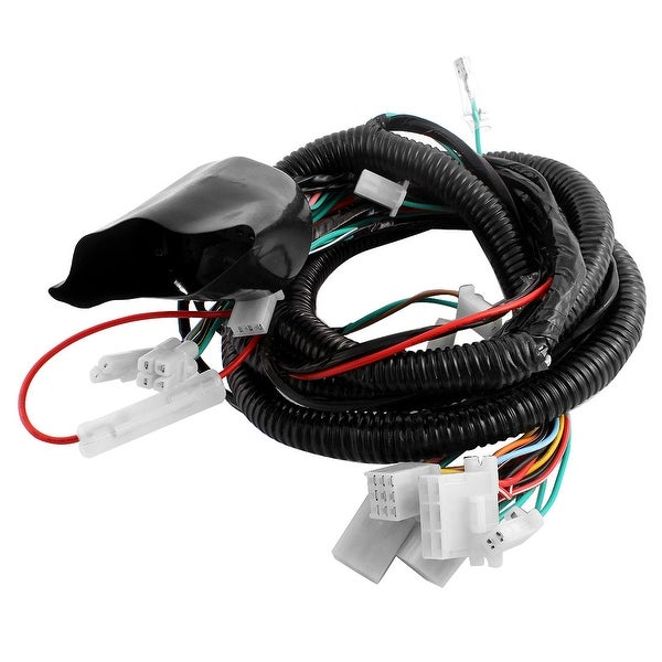 Unique Bargains Motorcycle Ultima Complete System Electrical Main Wiring on ultima harness 18 530, ultima motor wiring diagram, ultima electronic wiring system,
