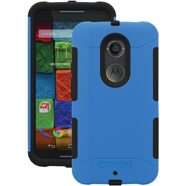 Trident Aegis Case for Motorola Moto X 2nd Gen - Blue