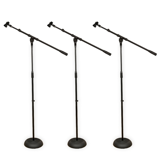 Shop Podium Pro Ms1 Steel Microphone Stands Booms Mic