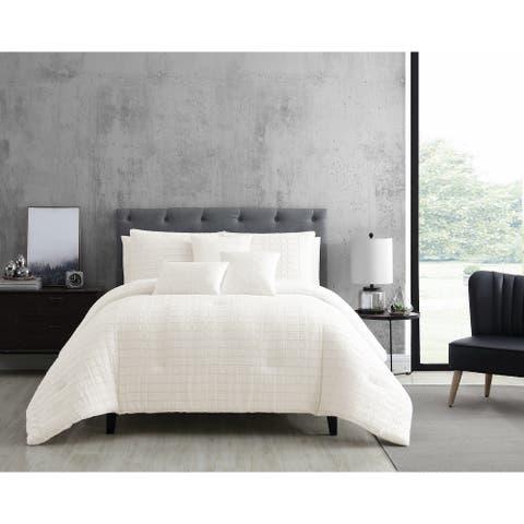 Riverbrook Home Kasuga 6 Piece 100 Percent Cotton Comforter Set