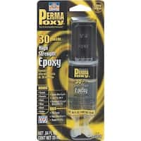 Permatex 84107 Permapoxy 30 Minute Epoxy, 0.84 Oz