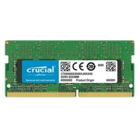 Crucial Memory CT4G4SFS8266 4GB DDR4 2666 Unbuffered Retail