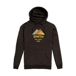 Smith Optics Sweatshirt Mens Scout Hoodie Charcoal SWTM16007
