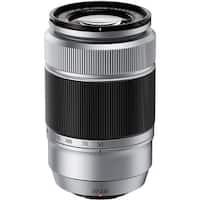 Fujifilm XC 50-230mm f/4.5-6.7 OIS Lens (Silver) (Open Box)