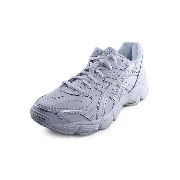 Asics Gel 180 TR Women Round Toe Leather White Sneakers