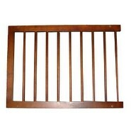 Cardinal SGX-WA Medium Oak Extension For Step Over Gate SGX-MO