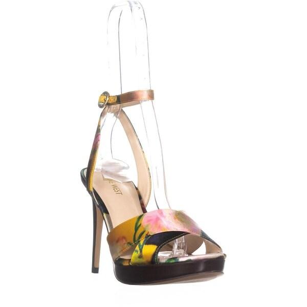2925fd6adea Shop Nine West Quisha Criss Cross Ankle Strap Sandals