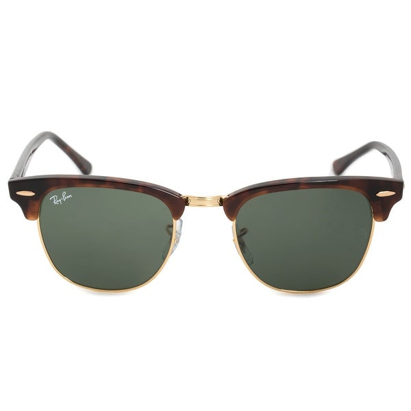 4ce78db8a Shop Ray-Ban Clubmaster Sunglasses RB3016 W0366E 49 - Free Shipping ...