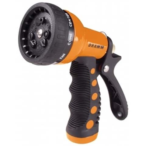 Dramm Corporation 80-12702 9 Pattern Orange Revolver Spray Gun Nozzle