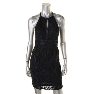 Xscape Womens Party Dress Lace Halter|https://ak1.ostkcdn.com/images/products/is/images/direct/8aaf3c921ec647fa30d957c6872143852522dbf8/Xscape-Womens-Party-Dress-Lace-Halter.jpg?impolicy=medium