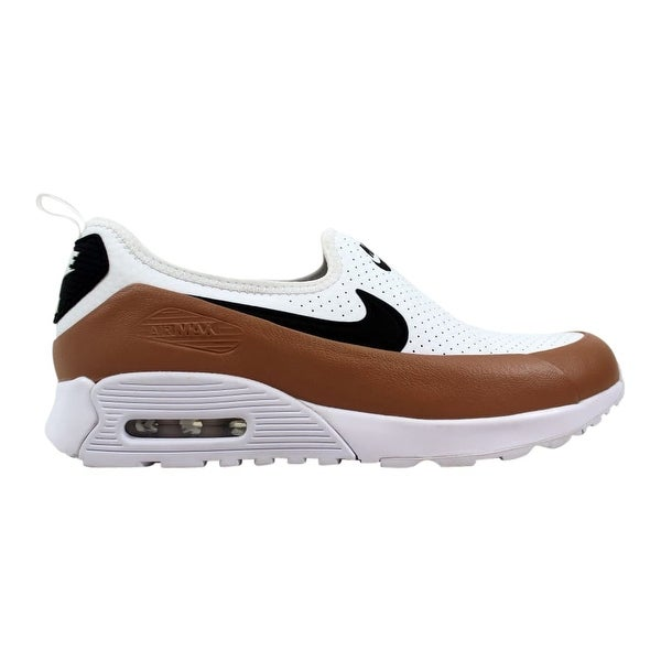 75a07cdbf76f8 Shop Nike Air Max 90 Ultra 2.0 Ease White/Black-Dusted Clay 896192 ...