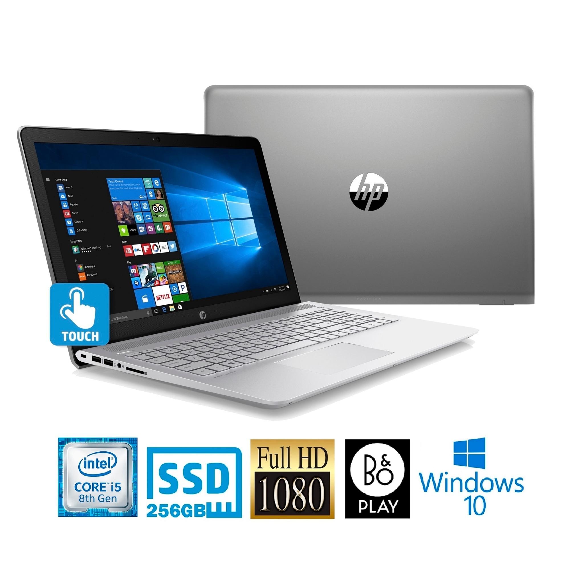 HP Pavilion 15-CC610DS Intel Core i5-8250U 256GB SSD 15 6