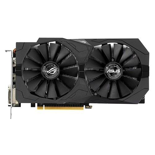 Asus GeForce GTX 1050 Ti 4G STRIX Gaming Graphics Card 4G STRIX Gaming Graphics Card