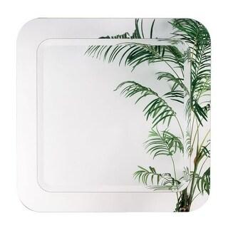 Alno 9283-102 28 x 28 Inch Frameless Square Mirror