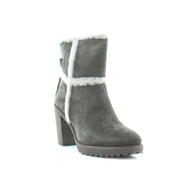 Frye Jen Women's Boots Smoke - 8.5