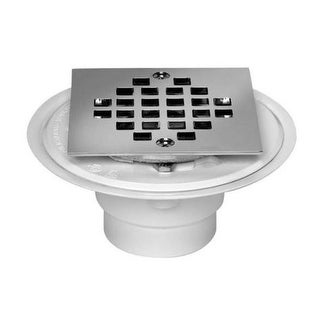 Oatey 42237 Drain With Strainer, Stainless Steel