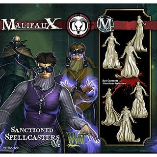 Malifaux: Guild - Sanctioned Spellcasters