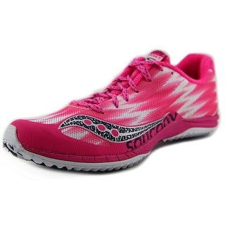 Saucony Kilkenny Spike Round Toe Synthetic Cleats (Option: Cleats)