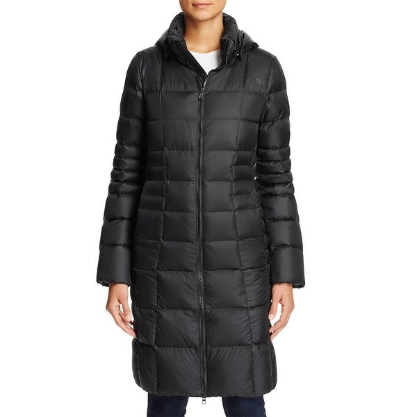 5c7db033a Shop The North Face Women's Metropolis Down Parka Jacket Black Size ...