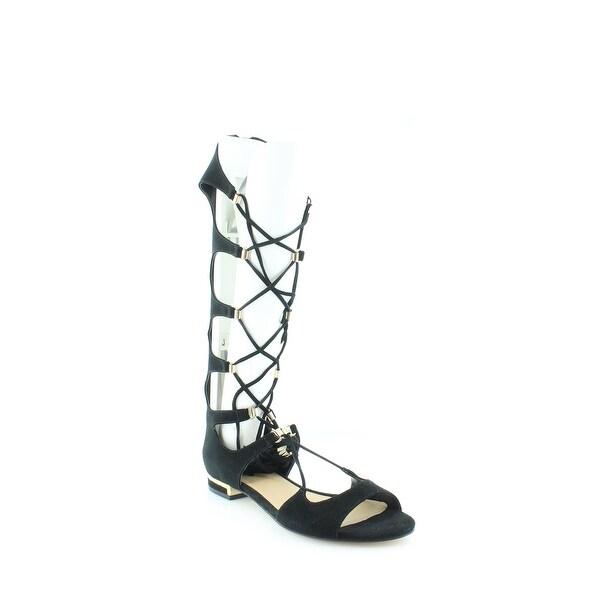 Marc Fisher Mia Women's Sandals Black - 8
