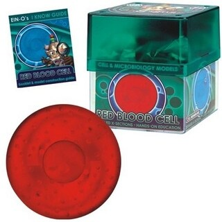 Tedco Toys 32371-RED Bio Signs Red Blood Cell Model